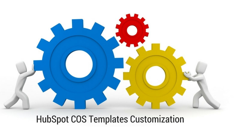 HubSpot COS Templates are not Customization